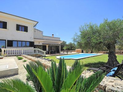 Photo for Holiday house Algaida for 2 - 8 persons with 4 bedrooms - Holiday home