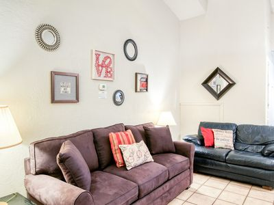 Photo for Family-friendly condo with two shared pools, fitness center, & boat slips