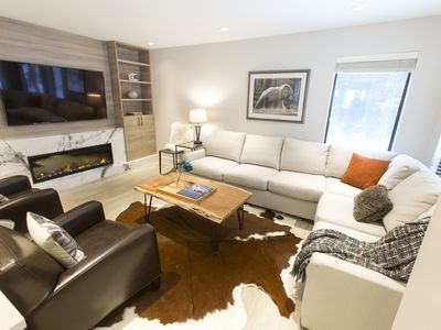 Photo for Best Whistler Village Townhome Location @ Gondola base New 4 bdrm Ski-On/Ski-Off