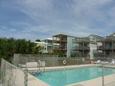 Community Pool & Exterior of Home