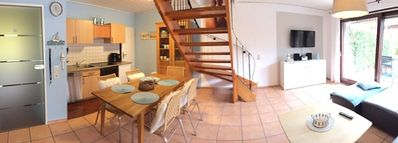 Photo for Sonnenschein: at the end of a cul de sac, quiet location, 5 minutes walk from the beach