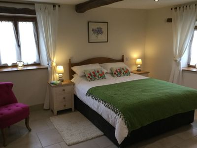 Photo for Rozel- Beautifully Converted Barn In Picturesque Limousine, France