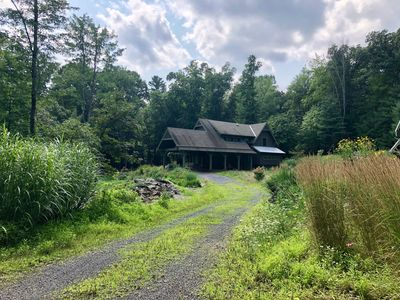 Photo for Private 6 Acre Catskills Retreat Between Mohonk and Woodstock - Sleeps 8