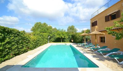 Photo for Holiday house Manacor for 6 persons with 3 bedrooms - Farmhouse