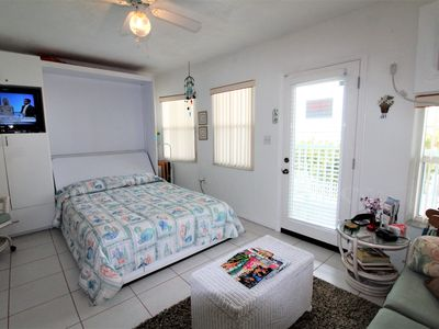 Photo for Sea Rocket 24 North Redington Beach Second Floor Efficiency WiFi Parking NEW LISTING