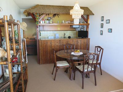 Photo for Nice duplex type 3 with full ocean view near the beach