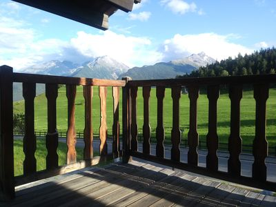 Photo for Chalet inside Nature