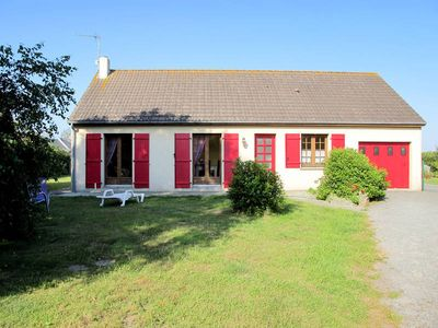 Photo for Vacation home in Pirou - Plage, Normandy / Normandie - 6 persons, 3 bedrooms