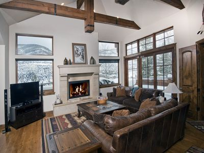 Photo for A Vail rental home that is perfect for vacationing families and small groups.