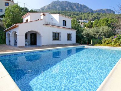Photo for 3 bedroom Villa, sleeps 7 with Pool, Air Con and FREE WiFi