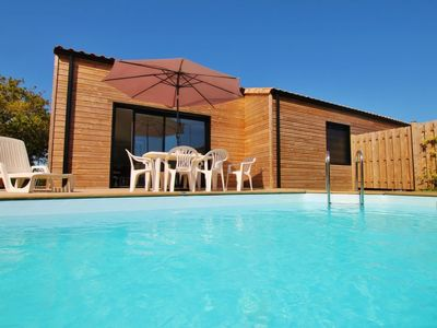 Photo for Vacation home Villa Les Oyats  in Talmont Saint Hilaire, Vendee - Western Loire - 6 persons, 3 bedrooms