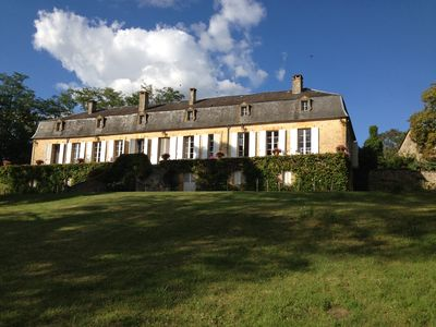 Photo for Large charming mansions and great view at the heart of Perigord