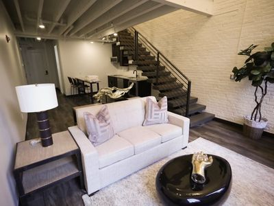 Photo for One Bedroom Loft with Private Sky Deck  Access in Downtown Nashville