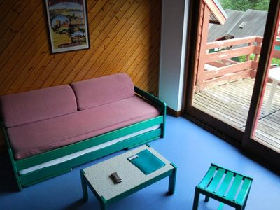 Photo for Les Chalets de l'Ossau - Mezzanine Chalet 2 Rooms 6/8 People