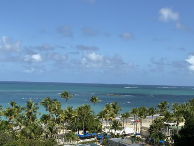 Photo for Beachfront ~ Ocean View ~ Remodeled ~ Washer/D ~ Best location