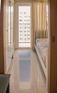 Photo for Max's 27 sqm, Nice and Cozy one bedroom with balcony, free wifi and aircon