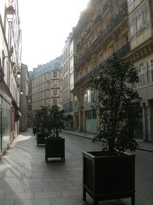 View of the Rue Greneta