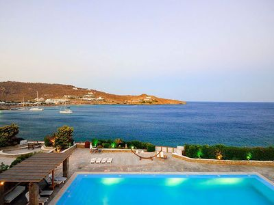 Photo for Breathtaking Villa Artemis One to rent in Mykonos by My Rental Homes