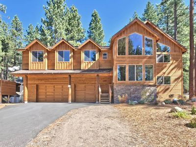 Photo for Luxury and Location! 6 Bedrooms, Theater, Pool Table, Hot Tub, Spacious Decks