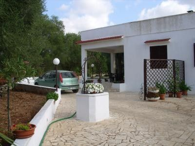 Photo for Villa among the olive trees in Ostuni