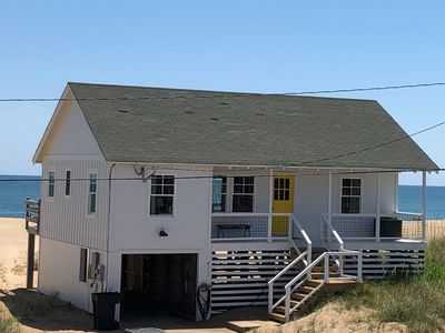 Photo for NEW TO MARKET!  Vintage 1950 Oceanfront Cottage - Lovingly Restored & Updated!