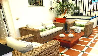 Photo for Torremolinos: Beautiful apartment 100 meters away from the beach
