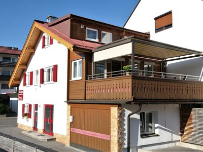Photo for 3-room apartment, central location, maisonette, pets allowed, mountain railway included