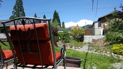 Photo for **BEST VRBO DEAL! Mt Shasta View, Pet Ok, close to crystal shops downtown