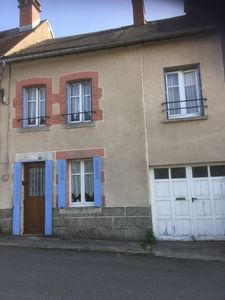 Photo for Pet friendly 3 bed house on edge of typical French  mediaeval town in Le Creuse