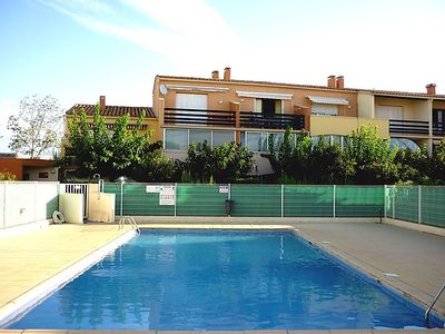Photo for Apartment Les Estivales in Cap d'Agde - 4 persons, 1 bedrooms
