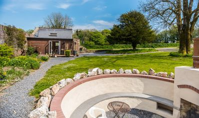 Photo for New Listing - Tranquillity in Stylish Victorian Walled Garden Barn Conversion