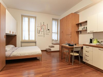 Photo for Cozy Studio in the Bocconi-Navigli area