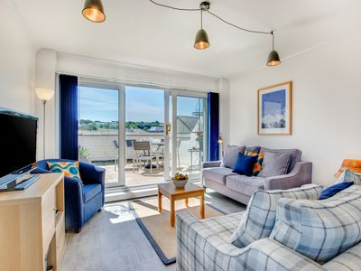 Photo for Sea Views, 1 Ayr Court