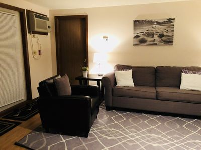 Living Room/Pull out sofa bed