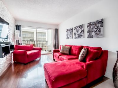 Photo for Le Cartier 426 - Condo 4 people., Sunny Isles