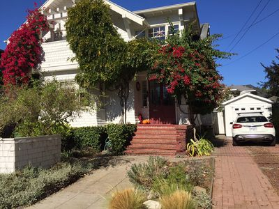 Photo for Comfortable Holiday Home in Excellent Walking Neighborhood/Rockridge-Elmwood
