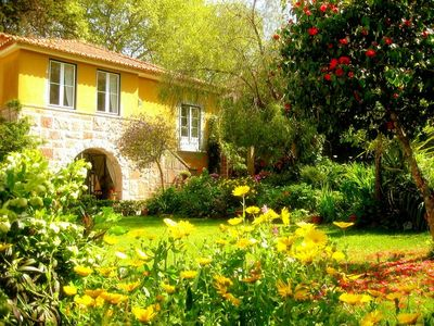 Photo for Cinco - Perfectly Located Apartment, B&B Style Service, Private Garden And Pool