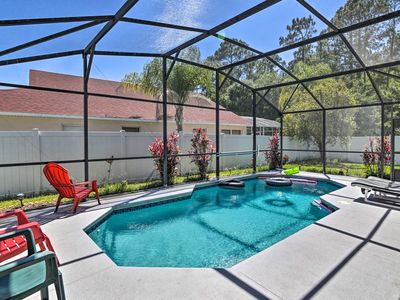 Photo for NEW! Home w/Heated Pool, 10 Miles to Disney World!