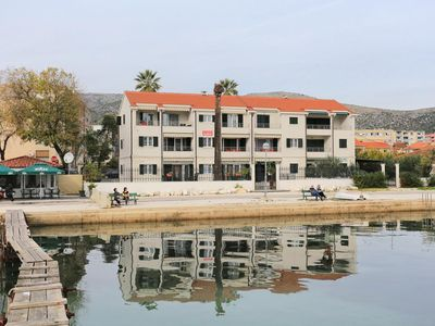 Photo for Apartment in Trogir (Trogir), capacity 4+2