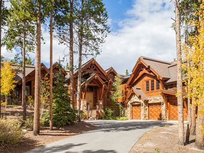 Photo for Huge Custom Home Walk to Gondola with Theater, Game Room and Great Outdoor Space