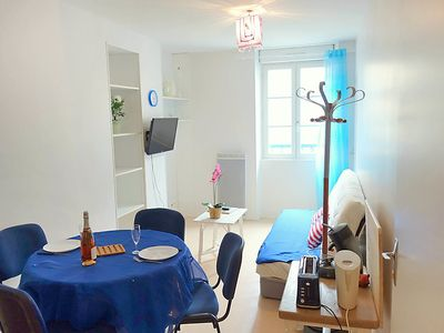 Photo for Apartment Le Vieux Port in Cancale - 2 persons, 1 bedrooms