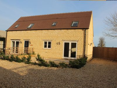 Photo for Lovely Cotswold holiday Barn within walking distance of restaurants/shops