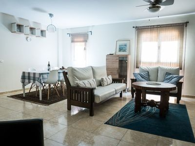 Photo for Lovely apartment for 6 people with WIFI, TV and parking