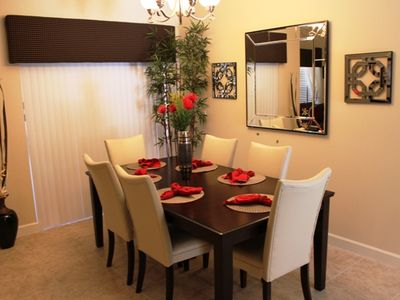 Photo for Beautiful Paradise Palms Townhome, Only Minutes from Disney!