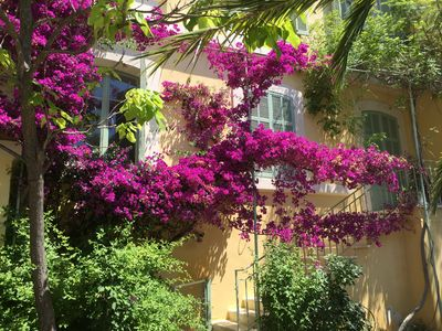 Photo for Romantic holiday in historical residence, Fréjus-Saint Raphael, Provence