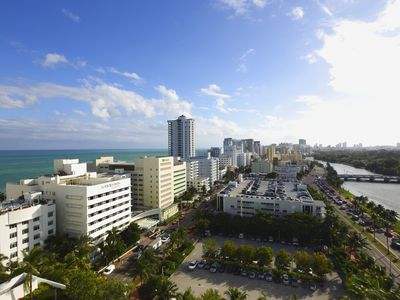 Photo for Fontainebleau Hotel Bayview 2 bedroom 3 bathroom suite free spa passes and valet