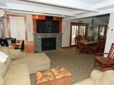 Photo for 4 Bedroom Mountainside Condo - Enjoy Beautiful Vermont This Winter!