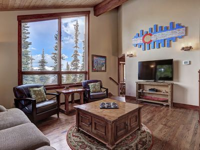 Photo for Luxury Home with Amazing Views of Resort and Forest, Hot Tub, 2 King Bedrooms