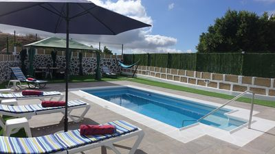 Photo for Finca with pool, satellite TV, Internet - for up to 6 people