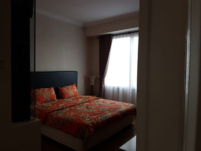 Photo for Nice and cozy 3 bedroom apartemen in heart of jakarta